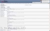 Screenshot Community-Site Builder